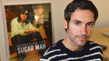Sad end ... Swedish Academy Award-winning documentary filmmaker Malik Bendjelloul, 36, was found dead on Tuesday.
