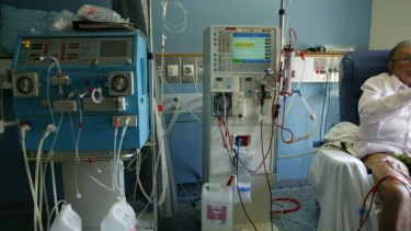 Organs in demand ... waiting lists for kidney transplants do not reflect the actual number of patients in need.
