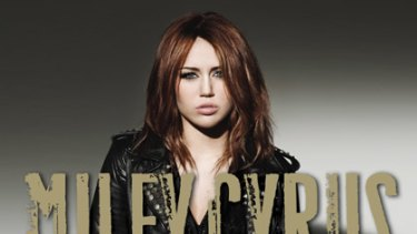 Miley Cyrus...Can't Be Tamed.