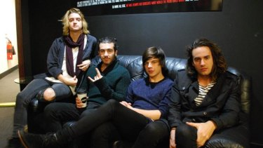 Little Sea visited Perth last month as part of a national tour.