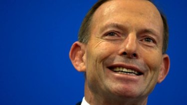"Prime Minister Tony Abbott: ""Australia ought to be one of the world's energy superpowers."""