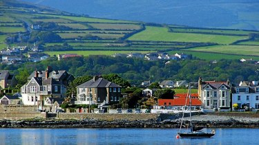 Tax haven: The picturesque Isle of Man is home to Tailorbet.
