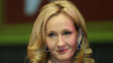 """J.K. Rowling: """"I feel very angry that my trust turned out to be misplaced."""""""