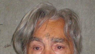Denied parole ... Charles Manson.