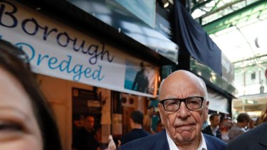 Rupert Murdoch's 21st Century Fox has also joined the fray.