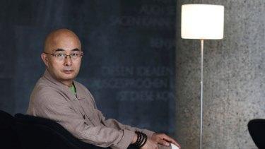 Poet Liao Yiwu.