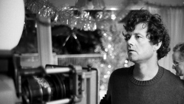 Bruce Beresford directing 'Puberty Blues',1981.