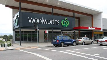 Capital move … many big companies, such as Woolworths and Coles, have sold stores and leased them back.