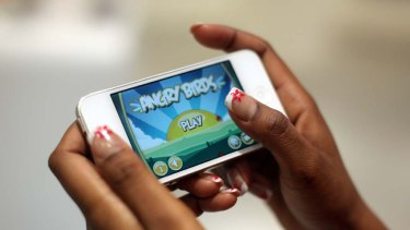 People spend 200 million minutes a day playing Angry Birds.