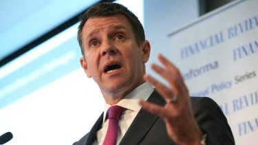 Premier Mike Baird claims increasing supply is the best way to counteract rising property prices.