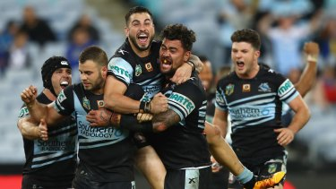 The Sharks are playing brilliant football and might have more to celebrate at the end of the season.