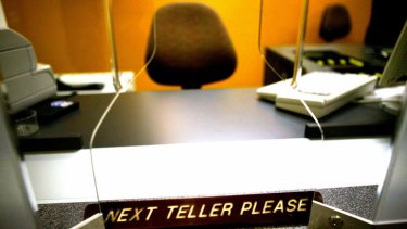 Having bank tellers sell something touted as advice isn't fooling anyone.