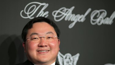 Malaysian financier Jho Low at a New York charity event in October 2014.
