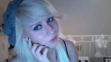Victim ... Lauren Ann Freeman on Facebook.