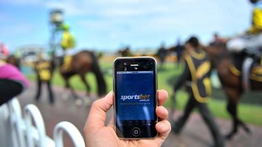 bb1b3e4af5aa1 Going in the right direction  Sportsbet s turnover grew by 24 per cent in  ...