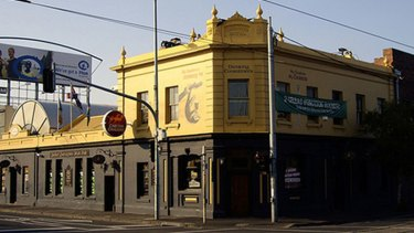 A Smith Street pub since 1861, the Gasometer has been declared insolvent.