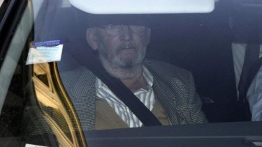Four-year sentence: PIP founder Jean-Claude Mas arrives at the courthouse in Marseille before his trial. Photo: AFP
