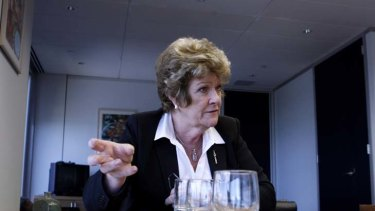 Accusations ... NSW health minister Jillian Skinner.