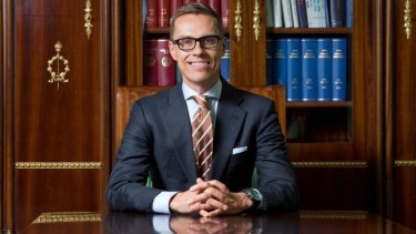 Finnish Prime Minister Alexander Stubb says Apple ruined two key exports for Finland.