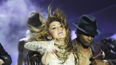 Tween popstar Miley Cyrus is heading to Perth this winter.