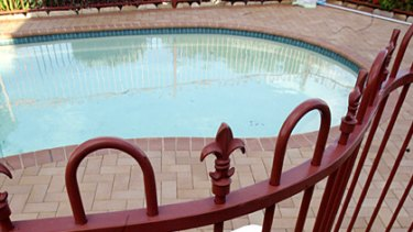 New warning ... electricians are concerned about the dangers posed by some metal pool fences.