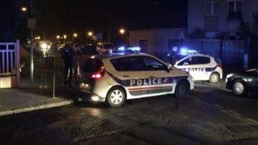 Raids in Paris.