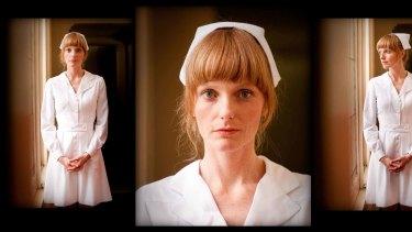Family nurse ... Flora (Alexandra Schepisi) is a social climber.