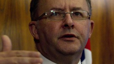 Not on my watch ... Anthony Albanese dismisses the idea of a second airport near Sydney.