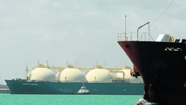 Foreign oil majors are keeping an eye out for local opportunities.