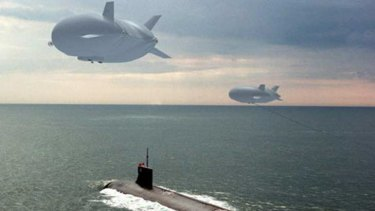 NASA hopes airships become the new freight transporters of the 21st century.