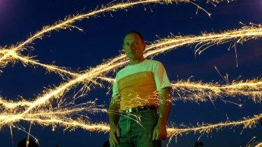 UFO researcher Doug Moffett.