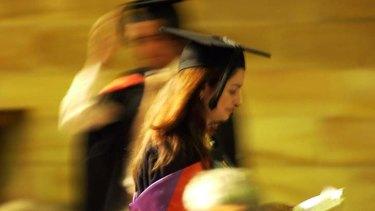 Setting the pace ... Birchgrove has more postgraduates than the national average.