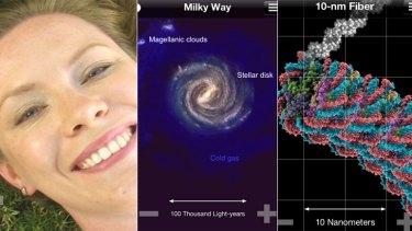 Man behind viral universe explainer 'Cosmic eye' video is a