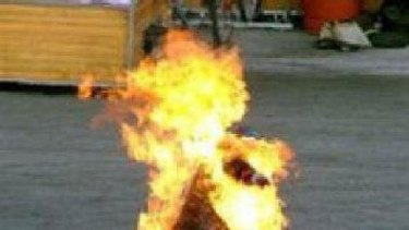 Mohamed Bouazizi set himself on fire to protest against Tunisia's authoritarian rule.