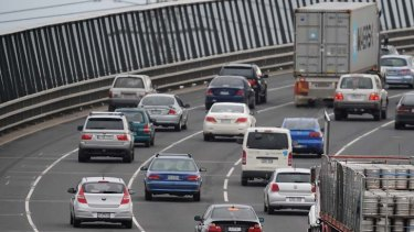 Options could include reintroducing a West Gate Bridge toll.