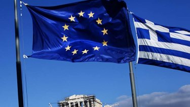 Tense relationship ... Eurozone members are not pleased Greece has missed deadlines.