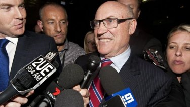 Ian Macdonald has been found corrupt in three separate ICAC inquiries.
