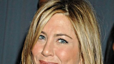 Time for a new challenge ... Jennifer Aniston.