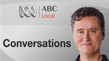 is hosted by Richard Fidler​.