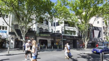 End of an era: Bourbon Hotel, Kings Cross, Sydney, is on the market as a potential development project.