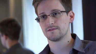 Leaks: Edward Snowden.