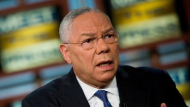 A former senior CIA official said the US Secretary of State in 2001, Colin Powell, was eventually informed about the interrogation program.