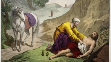 Acts such as those of The Good Samaritan are not evident in our treatment of asylum seekers.
