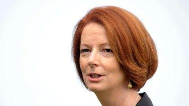 Influential ... Julia Gillard confirmed the legitimacy of the Australian Workers Union to authorities in Western Australia.