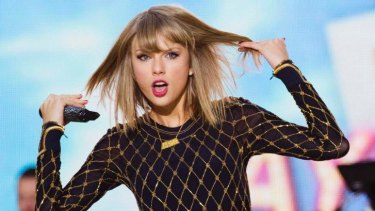 Tearing her hair out over Spotify? Taylor Swift has pulled all her music from online streaming service.