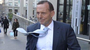 Spruiker: Tony Abbott has no interest in an election.