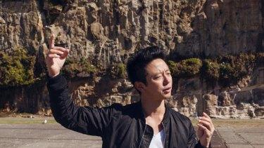 Austrian installation artist Jun Yang, is developing a work for the Sydney Biennale.