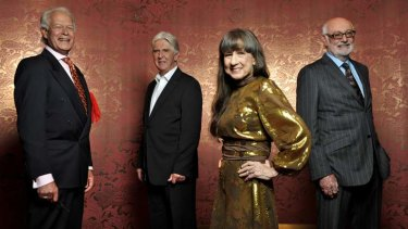 The carnival is over for councils: Keith Potger, Bruce Woodley, Judith Durham and Athol Guy of The Seekers.