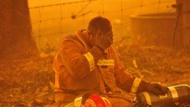 Black Saturday bushfires