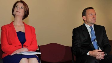 In the absence of Abbott Armageddon ... an embattled Julia Gillard's missed out on the chance to recover from the carbon curse to defend herself against a mounting number of claims and accusations against her.